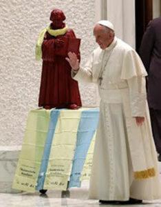 Luter w Watykanie