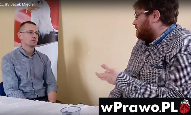 Jacek Międlar - wywiad