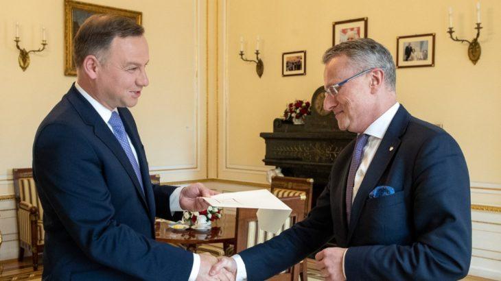 Andrzej Duda i Marek Magierowski / Fot. Twitter