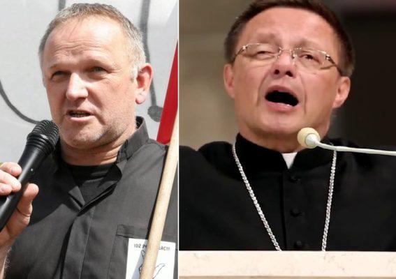Wojciech Lemański i Grzegorz Ryś