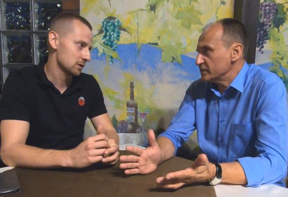 Jacek Międlar i Paweł Kukiz
