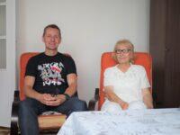 Jacek Międlar z Julią Rosińską / Fot. JM