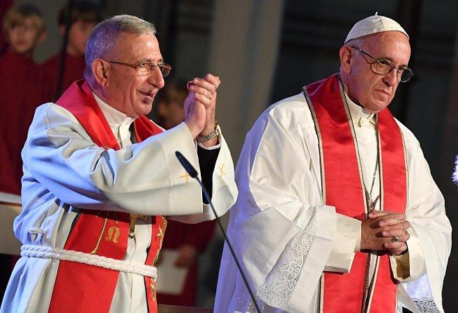 Papież w Lund