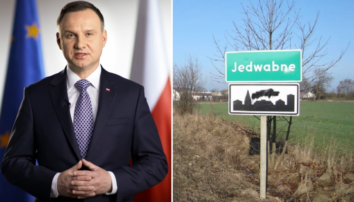 Andrzej Duda, Jedwabne