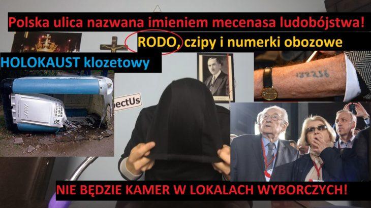Holokaust klozetowy i numerek obozowy (RODO) - J. Międlar
