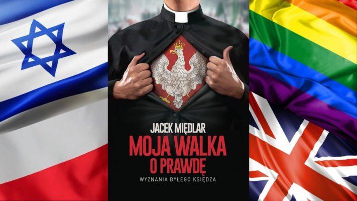 Jacek Międlar - książka / Fot. Studio eMisjaTv