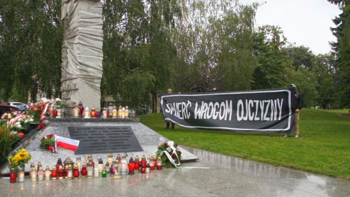 75. rocznica Krwawej Niedzieli we Wrocławiu / Fot. RZ