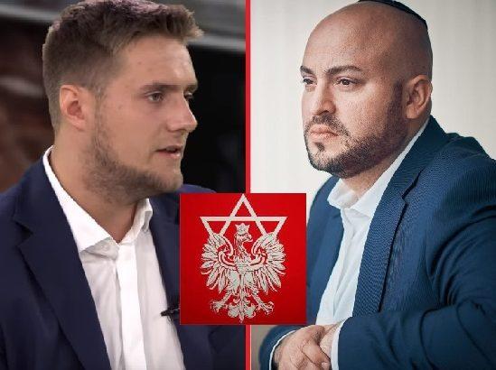 Łukasz Bugajski i Jonny Daniels