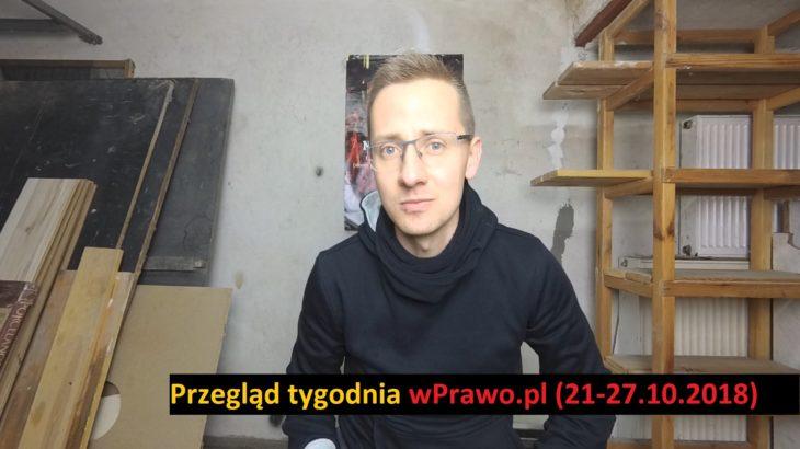 Antyfaszystowska rezolucja PE i holokaust w RPA, oraz...   Przegląd tyg. (21-27.10.2018) - Jacek Międlar