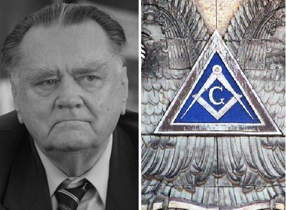 Jan Olszewski i masoneria