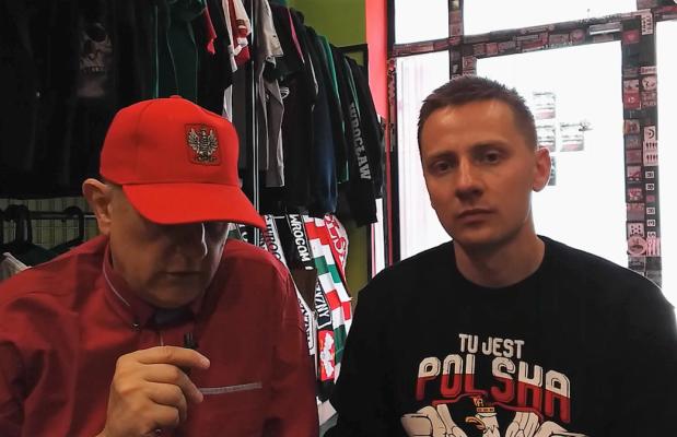 Roman Zieliński i Jacek Międlar